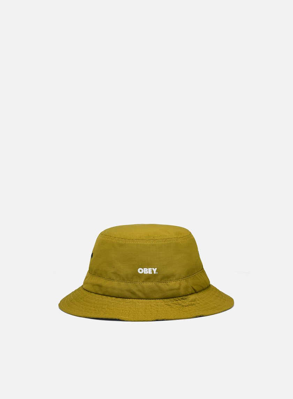 Obey Bold Jazz Bucket Hat
