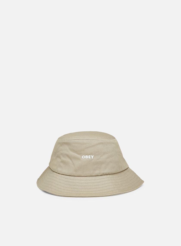 Obey Bold Twill Bucket Hat