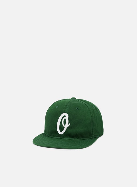 cappellini obey bunt hat green