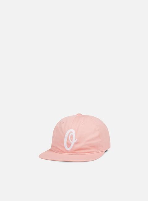 cappellini obey bunt ii 6 panel hat pink