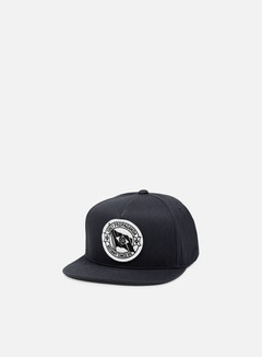 Obey - Defiant Snapback, Navy 1