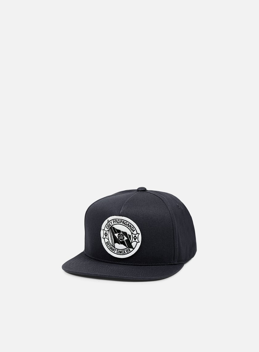 Obey - Defiant Snapback, Navy