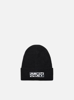 Obey - Downbeat Beanie, Black