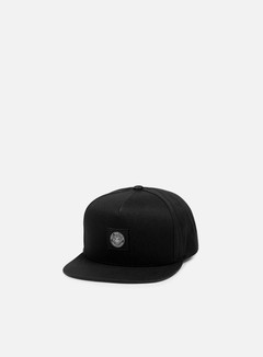 Obey - Downtown Snapback, Black 1
