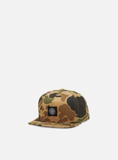 Obey - Downtown Snapback, Bubble Camo 1