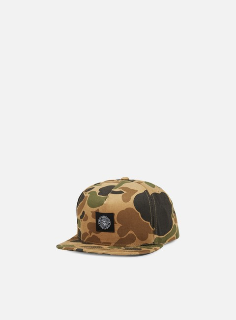 cappellini obey downtown snapback bubble camo