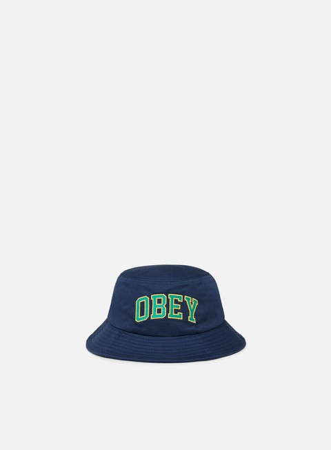 Outlet e Saldi Cappellini Bucket Obey DTP Bucket Hat