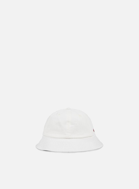 cappellini obey endless bucket hat white