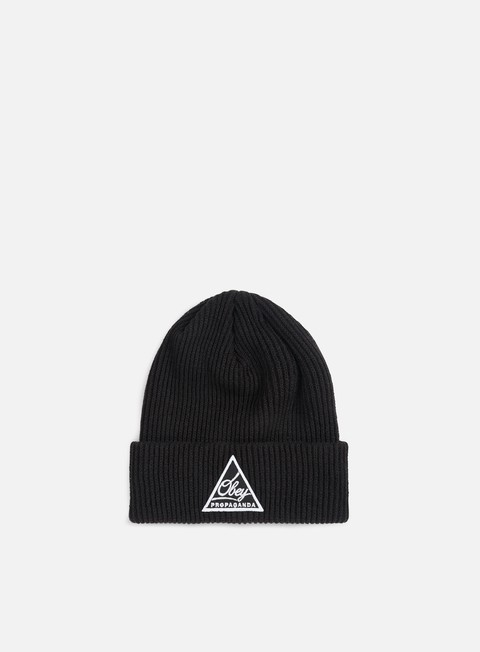 cappellini obey escape beanie black