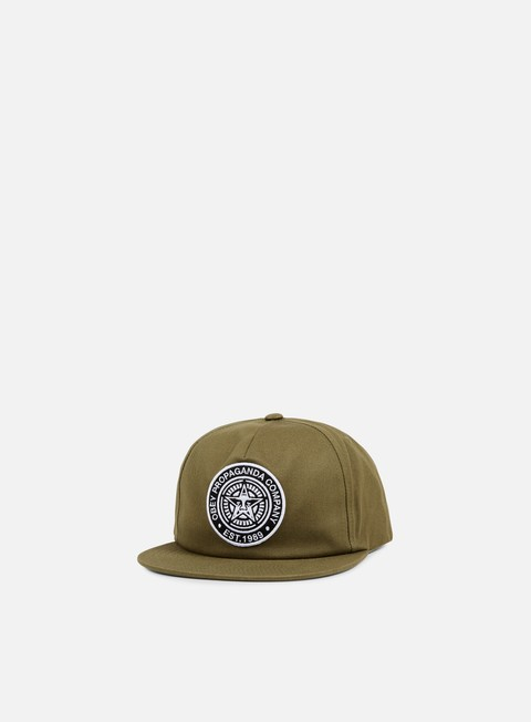 cappellini obey established 89 snapback army