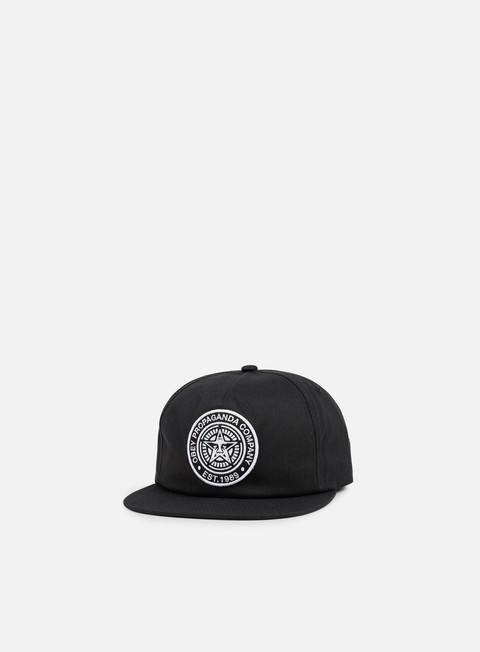 cappellini obey established 89 snapback black