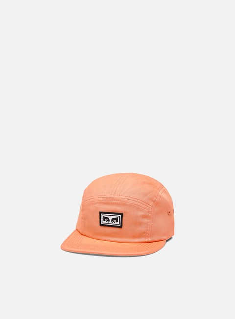 Outlet e Saldi Cappellini 5 Panel Obey Eyes 5 Panel Hat