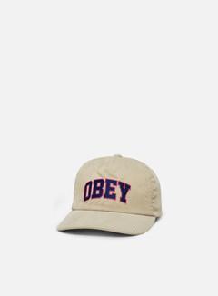OBEY Established 89 Snapback Cappellino Visiera