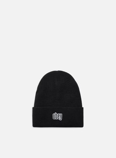 Obey - Highland Beanie, Black