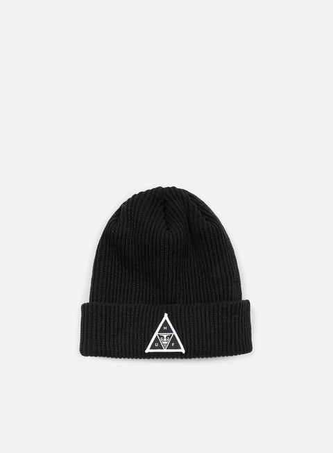 cappellini obey huf beanie black