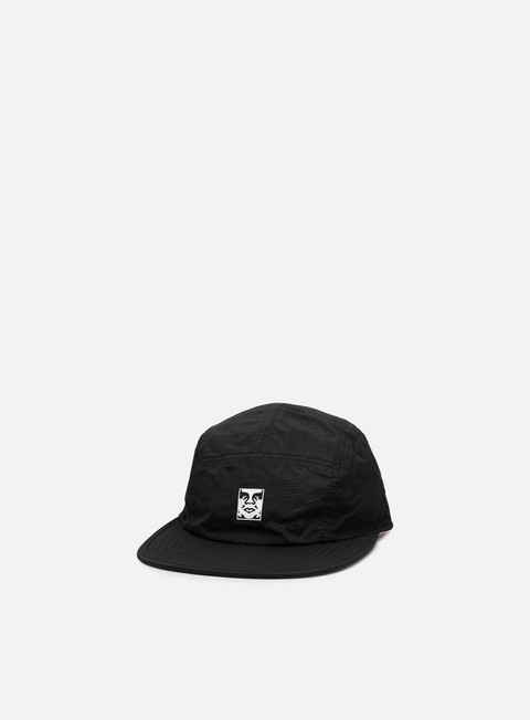 Cappellini 5 Panel Obey Icon Reversible 5 Panel Hat