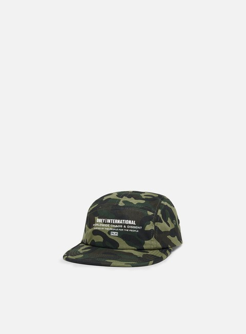 Cappellini 5 Panel Obey Integrity 5 Panel Hat