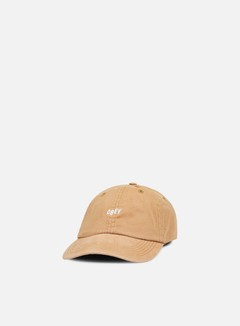 Obey - Jumble Bar 6 Panel Hat, Sand