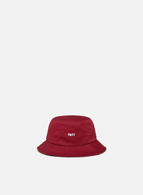 Cappellini Bucket Obey Jumbled Bucket Hat