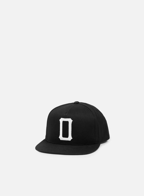 cappellini obey legato snapback black