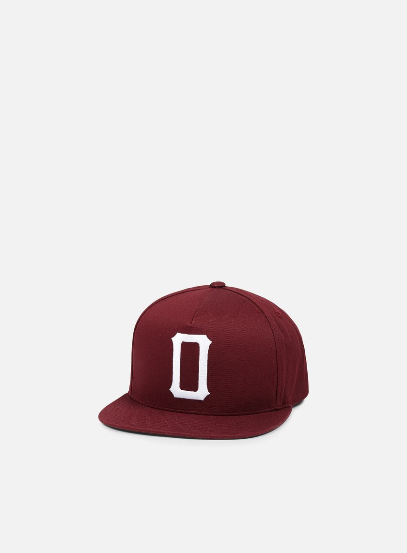 Obey - Legato Snapback, Maroon