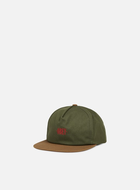 cappellini obey linden snapback army