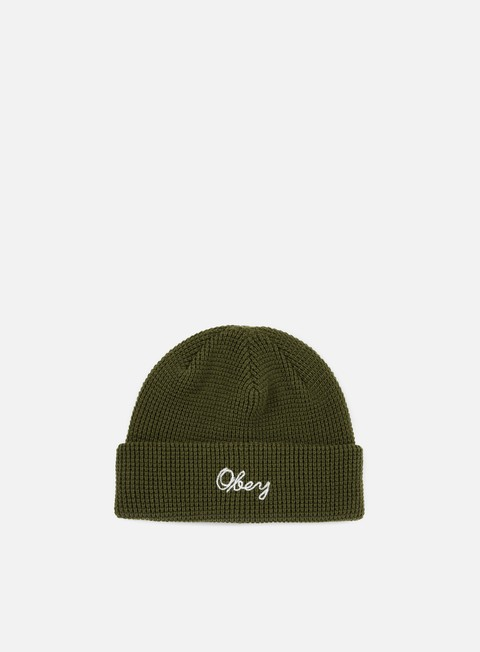 cappellini obey lionel beanie army