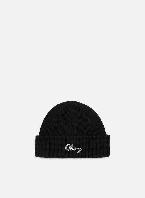 cappellini obey lionel beanie black