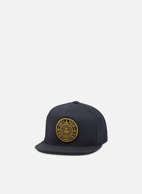 cappellini obey maximus snapback navy