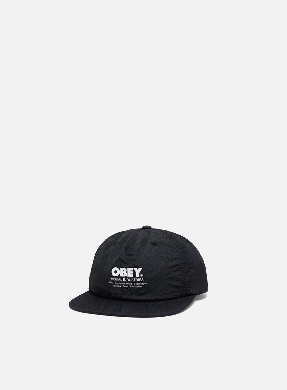 Obey Raid Strapback