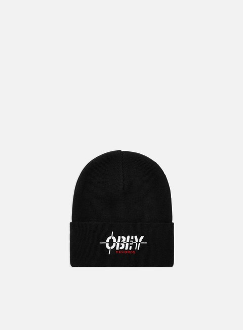 Cuffie Obey Records Beanie