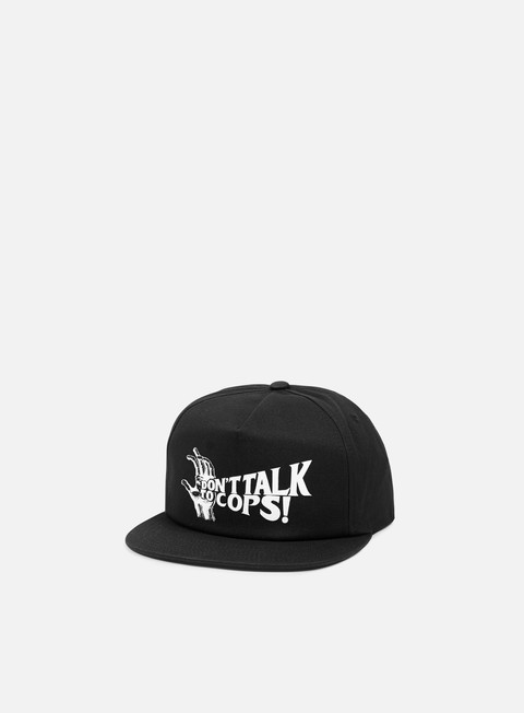 cappellini obey silence snapback black