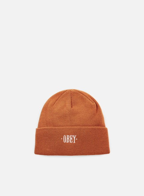 Cuffie Obey Times Beanie