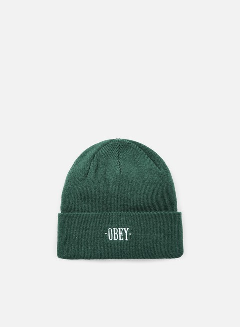 cappellini obey times beanie spruce
