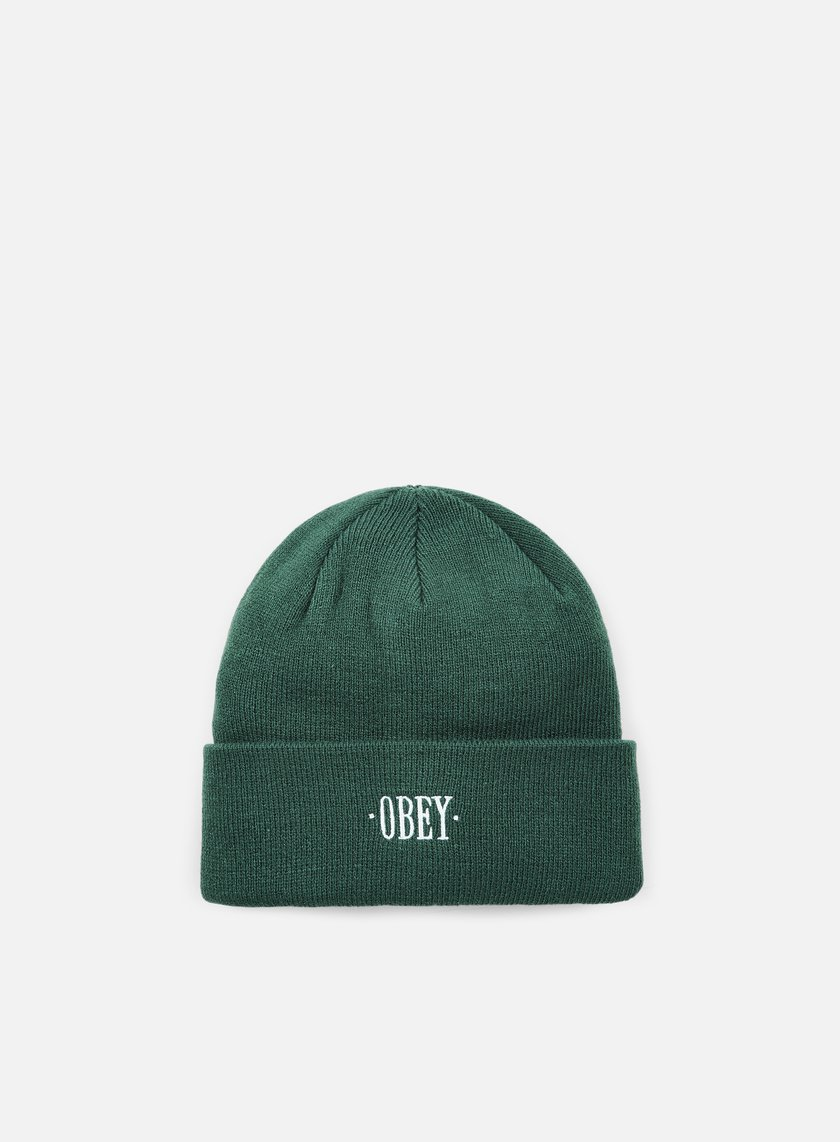 Obey - Times Beanie, Spruce