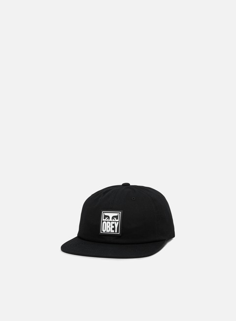 Cappellini 5 Panel Obey Vanish 6 Panel Snapback