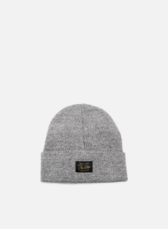 Obey - Watcher Beanie, Heather Grey 1
