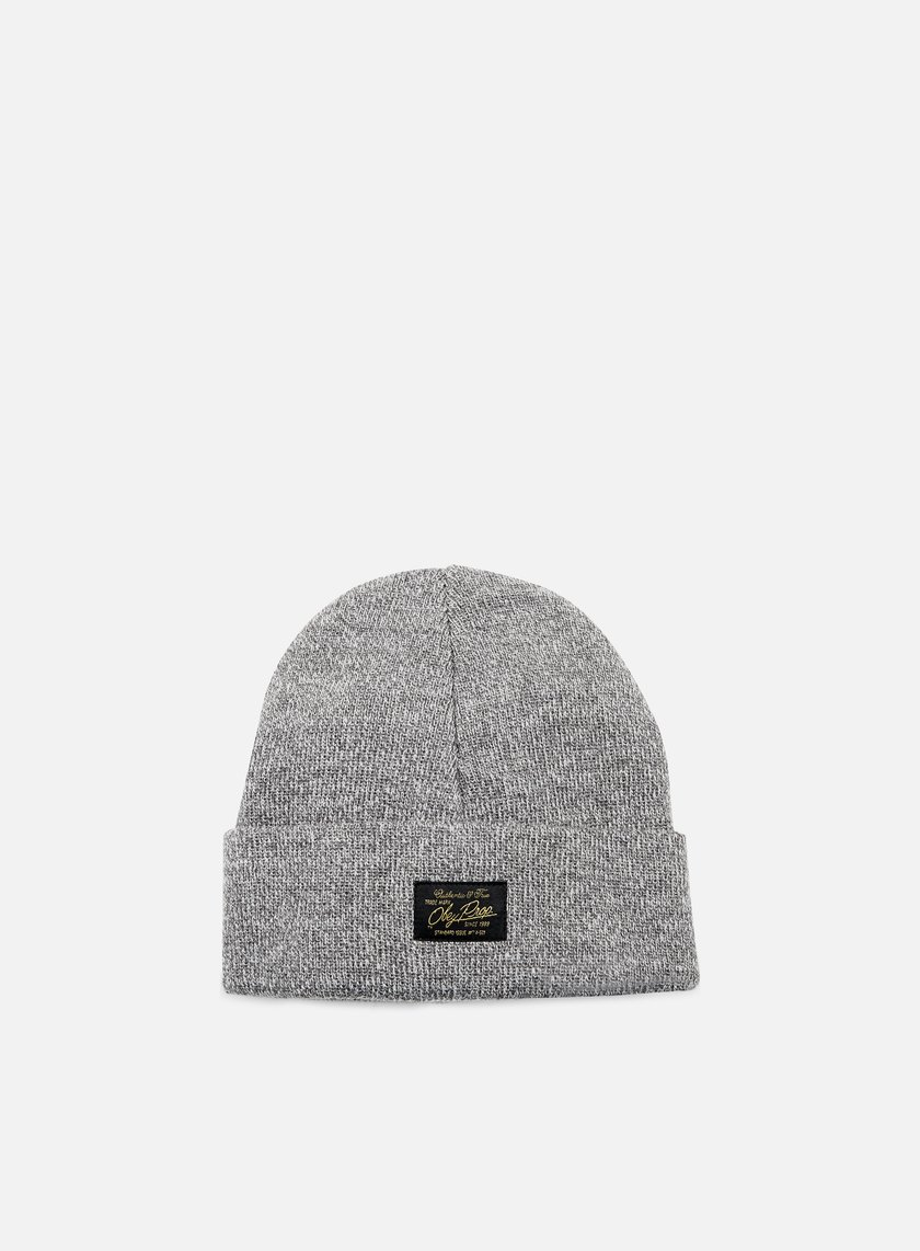 Obey - Watcher Beanie, Heather Grey