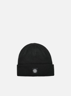 Obey - Worldwide Seal Beanie, Black