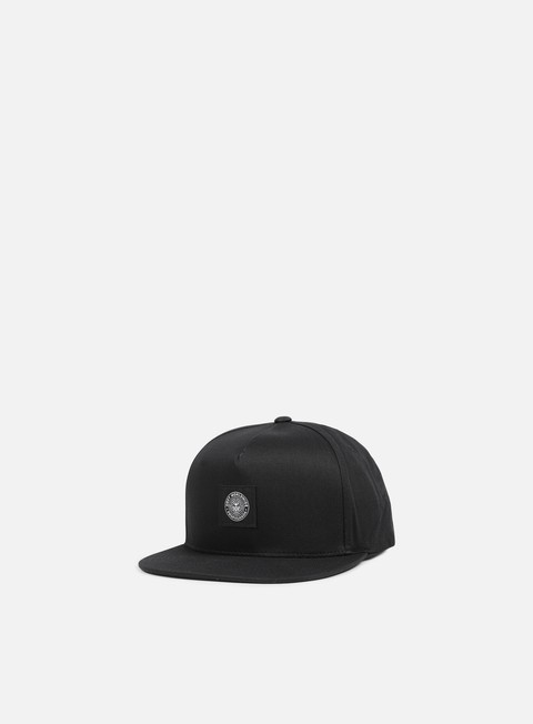 cappellini obey worldwide seal snapback black