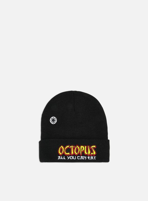 Cuffie Octopus Octopus All You Can Eat Fold Beanie
