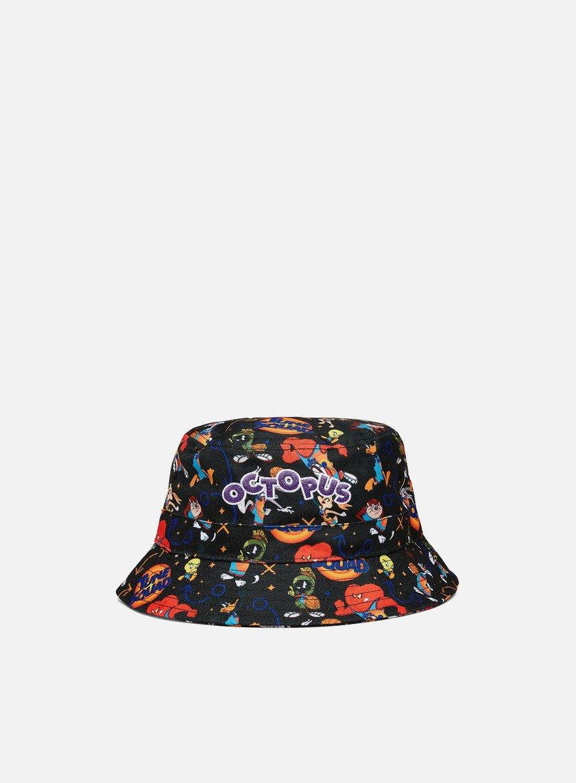 Octopus Space Jam Legacy Buket Hat