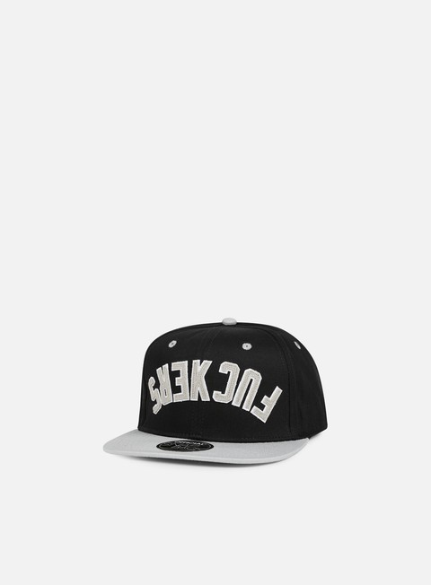 Outlet e Saldi Cappellini Snapback Official Effers Nation Snapback