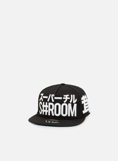 Official - ShRoom Snapback, Black