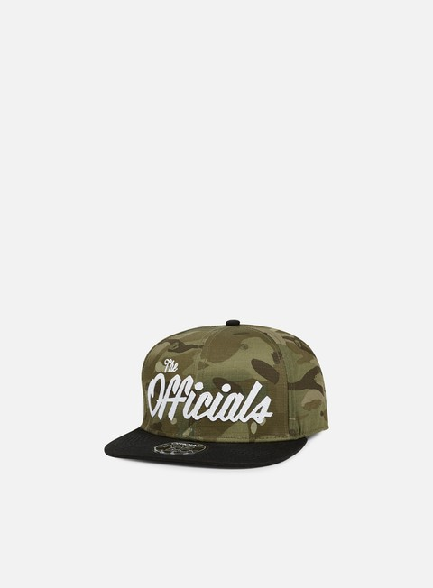 cappellini official the officials snapback camo