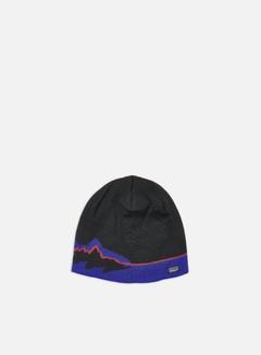 Patagonia - Beanie Hat, Fitz Trout/Black