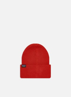 Patagonia - Fishermans Rolled Beanie, Hot Ember