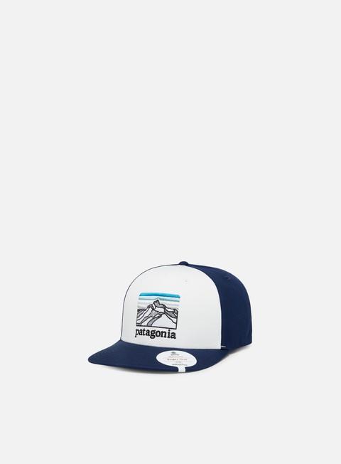 Cappellini Snapback Patagonia Line Logo Ridge Roger That Hat