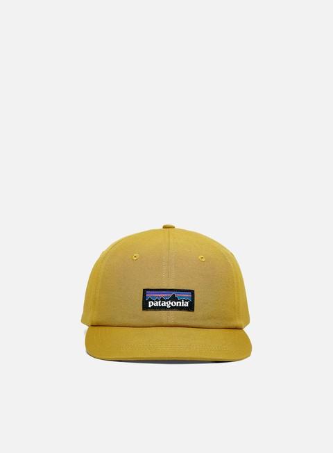 Curved Brim Caps Patagonia P-6 Label Trad Cap