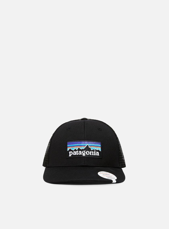 b29bcb21b69 PATAGONIA P-6 Logo Trucker Hat € 29 Snapback Caps
